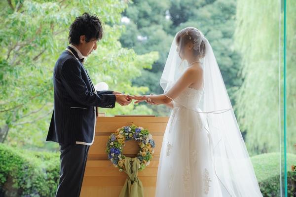 ウェディングプランナーの結婚式
