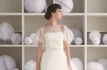 """♠繊細で透明感のある""""キラメキ""""花嫁を演出上質な輝きを放つクリスタルを使用したドレスが登場!"""