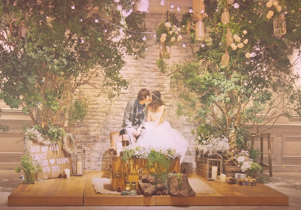 kasumi結婚式