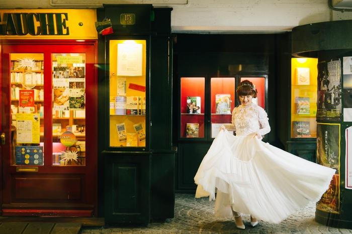 花嫁LIVING ウェディングソムリエ×BLISS WEDDING