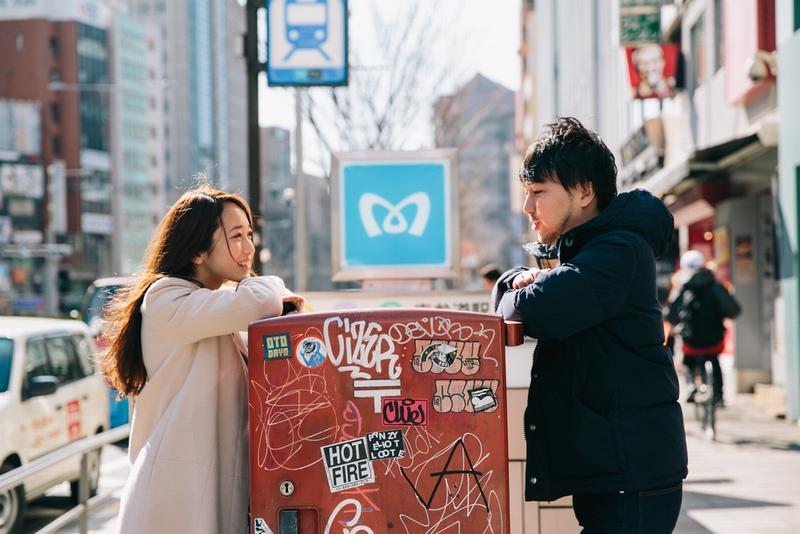 ウェディングソムリエ×ワールドロケーションフォトウエディング 表参道タウンフォト体験