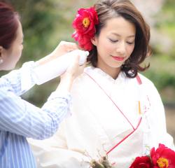 Re Wedding KIMONO