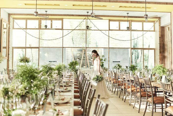 THINGS Aoyama Organic Garden.