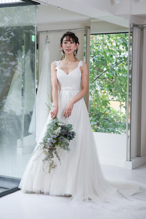 Pureartウェディングドレス