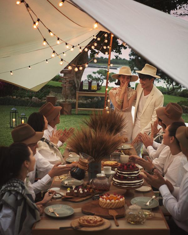 宮古島グランピングパーティー/アールイズ・ウエディング