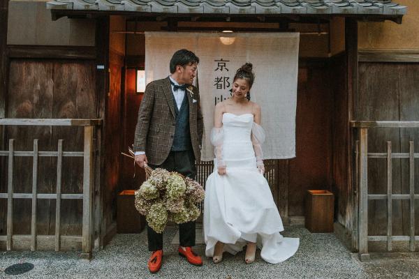 ウェディングソムリエ 和婚 京都婚