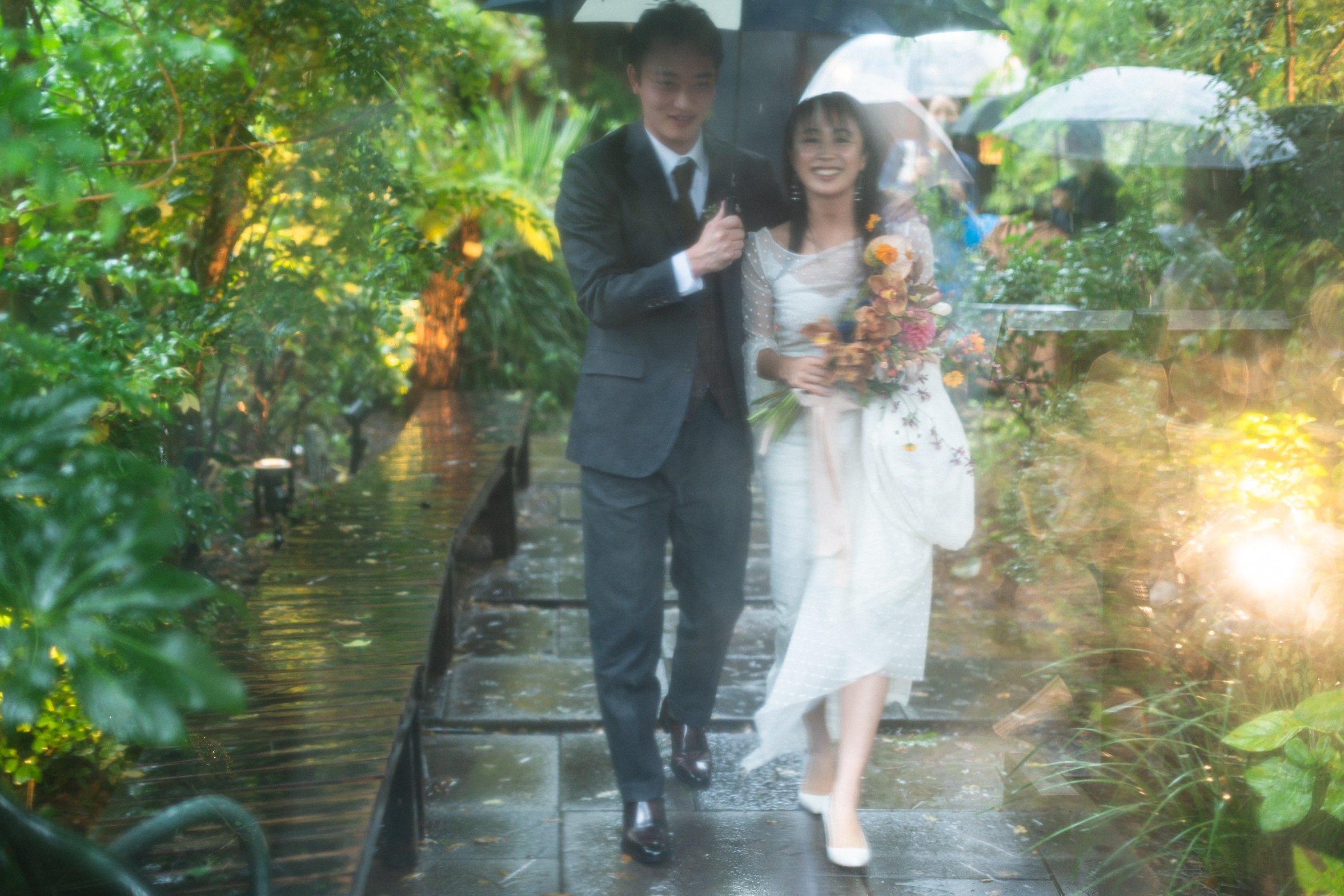 ウェディングソムリエ 秋婚 家族婚